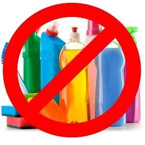 limpiar sin productos quimicos