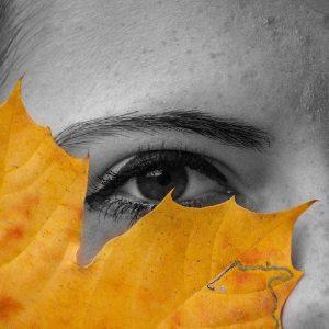 la piel en otoño