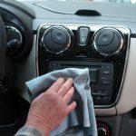 Limpiar interior del coche sin productos químicos