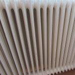 Limpiar radiadores sin productos químicos