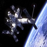 Estacion Espacial Aerus reconocida en el Simposio Espacial 2018