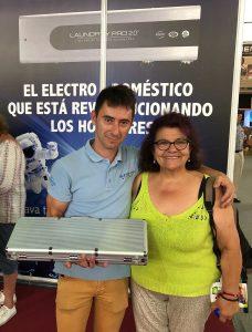 Sorteo diario FIDMA Laundry Pro