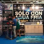Stand Laundry Pro en la 84 Feria de Muestras Valladolid