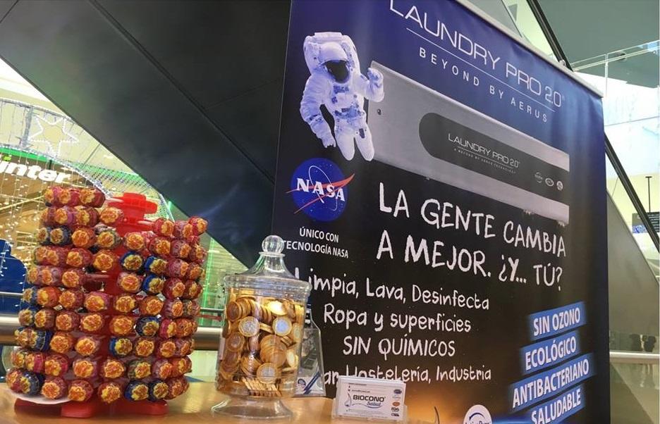 Laundry Pro en la Gran Feria del Hogar en Almería