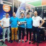La tecnología Active Pure de Laundry Pro en FIDMA 2019